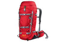 Jack Wolfskin Mountaineer 46 Men peak red